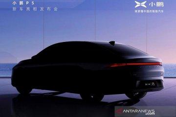 Xpeng P5 akan hadir di Shanghai Auto Show dengan teknologi LIDAR