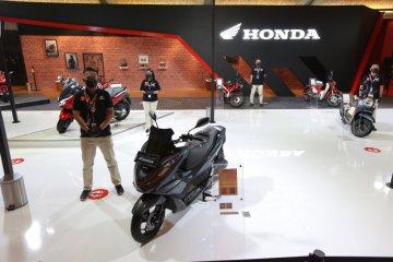 AHM hadirkan 11 sepeda motor di IIMS Hybrid 2021