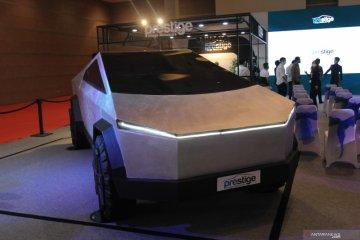 Prestige bawa Tesla Cybertruck dengan DP hanya Rp100 juta