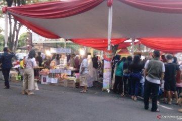 Pelaku UMKM sambut baik bazaar kuliner Ramadhan TMII