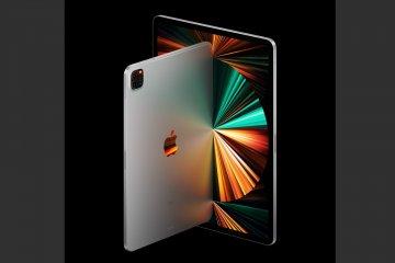 Apple sedang buat iPad Pro charger nirkabel