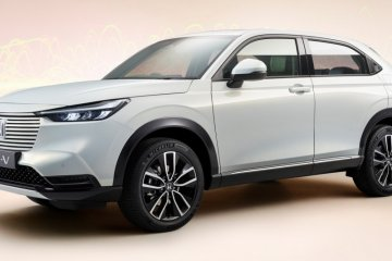 Honda ungkap detil dari HR-V hybrid untuk pasar Eropa