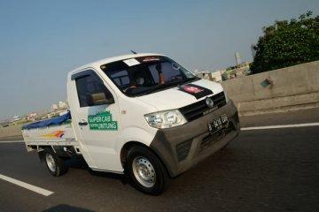 "Keliling Jakarta, DFSK Super Cab hanya ""minum"" bensin segini"