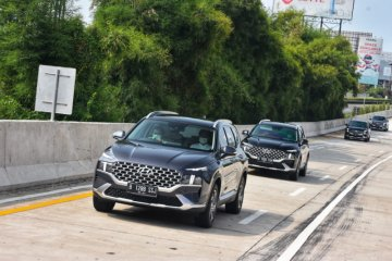 Alasan Hyundai tidak bawa New Santa Fe Hybrid ke Indonesia