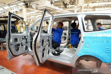 Industri otomotif terbesar kelima penyumbang devisa