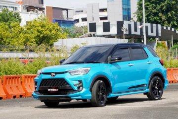Toyota Raize ditargetkan terjual 2000 unit