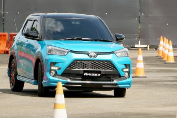 Ini spesifikasi dan harga Toyota Raize di Indonesia
