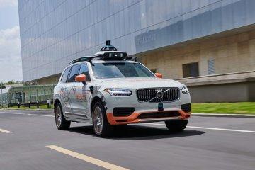 Volvo kembangkan mobil otonom bersama DiDi