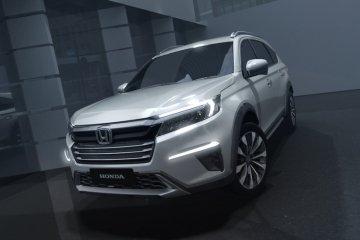 Honda N7X untuk kali pertama diperkenalkan di Jakarta