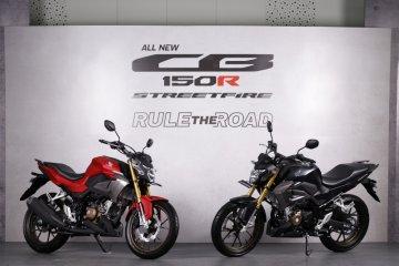 Honda rilis All New CB150R Streetfire, simak harga dan ubahannya