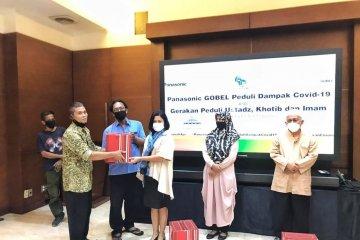 Panasonic GOBEL Kembali Salurkan Donasi ke Masyarakat Terdampak COVID-19