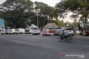Pelaku usaha jasa rental mobil dukung larangan mudik Lebaran
