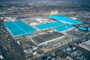 Ford akan produksi kendaraan komersial ringan di Rumania