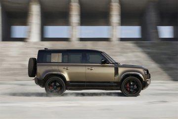 Jaguar Land Rover raih pertumbuhan 12,4 persen berkat Defender