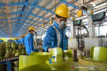 Pertamina pastikan kebutuhan BBM-LPG terpenuhi selama libur Lebaran