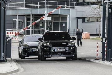 Porsche Macan listrik siap hadir setelah diuji 3 juta km