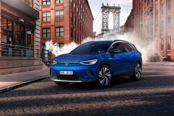 39.000 VW ID.4 dipesan di Eropa, di Swedia terlaris