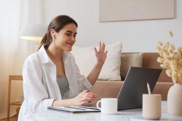 Tips silaturahmi online saat Lebaran