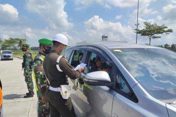 Pelaku perjalan dari Sumatera ke Jawa reaktif bakal diisolasi 5 hari