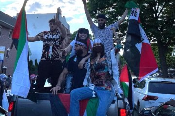 Bella Hadid bela Palestina sampai Miss Universe advokasi perdamaian