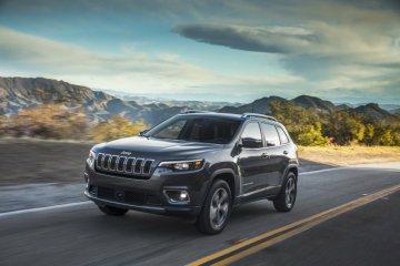 Berisiko terbakar, Jeep tarik Cherokee 2021 di Amerika Utara
