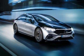Mercedes-Benz mulai produksi EQS di pabrik 56