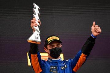 McLaren perpanjang kontrak Lando Norris