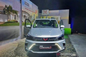 Wuling New Confero S dapat sambutan baik konsumen Indonesia