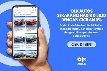OLX Autos hadir di Jd.id