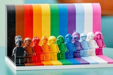 LEGO akan luncurkan set bertema LGBTQ