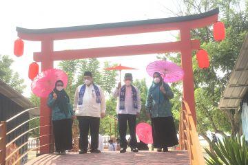 Pemkab Kepulauan Seribu rayakan HUT ke-20 di Kampung Jepang