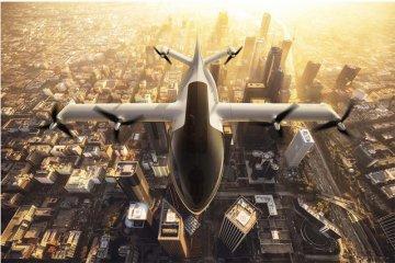 Denso dan Honeywell akan produksi pesawat listrik untuk taksi udara
