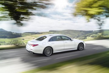 Mercedes-Benz akan hadirkan dua sedan mewah S-Class di Australia
