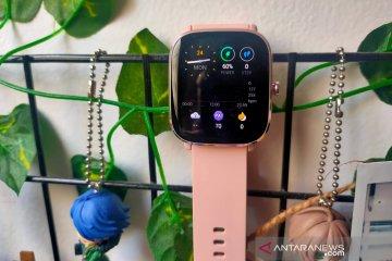 "Amazfit GTS 2 Mini, ""smartwatch"" kompak yang cocok bagi pemula"