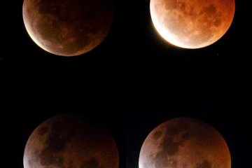 Fakta menarik tentang gerhana bulan hingga mazda CX-3 masih dijual