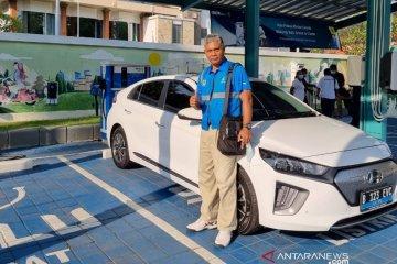 Lebih murah, PLN Bali dorong kendaraan listrik dengan pola retrofit