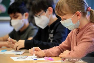 Uni Eropa evaluasi vaksin COVID Pfizer pada anak di bawah 11 tahun