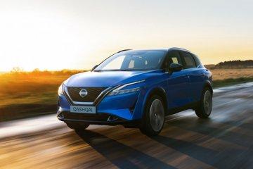 Nissan Qashqai baru berbahan aluminium, model lain menyusul