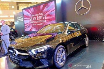 Mercedes-Benz luncurkan dua mobil rakitan lokal, harga Rp700 jutaan