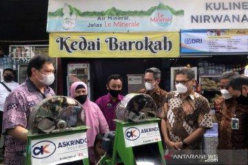 Menko Airlangga: Pengembangan IKM dukung pemulihan ekonomi