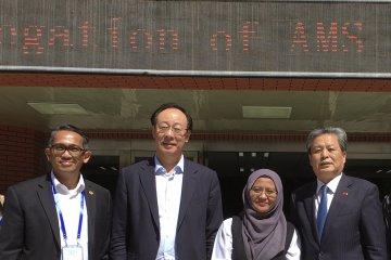 Sekjen ACC temui mahasiswa ASEAN di Lanzhou University