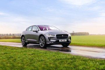 Jaguar I-Pace 2022 segarkan sistem infotainment dan daya isi cepat