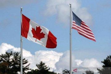 AS, Kanada akan bahas pencabutan aturan pembatasan di perbatasan