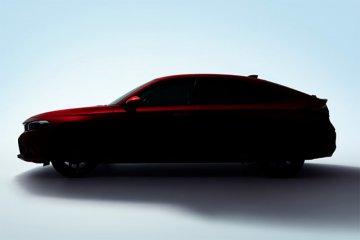 Honda ungkap desain All-New Civic Hatcback jelang peluncuran