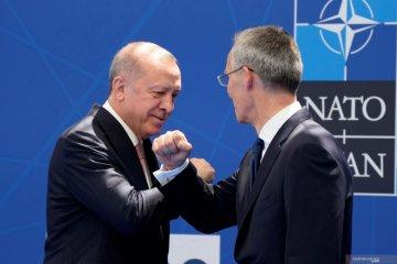 Tidak ada terobosan diharapkan dari pertemuan pertama Biden-Erdogan