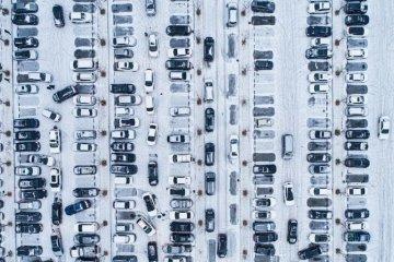 Ini cara kendaraan metik parkir paralel agar tidak mengganggu