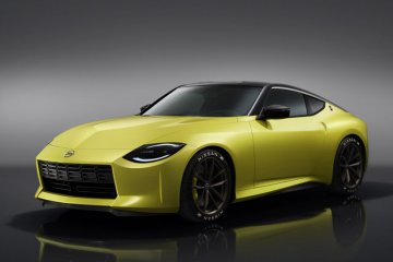 Nissan Z terbaru hadir Agustus