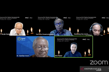 Komunitas FPCI kenang sosok almarhum Mochtar Kusumaatmadja