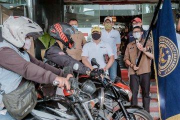 Sandiaga Uno ajak komunitas otomotif perkuat CHSE saat berwisata