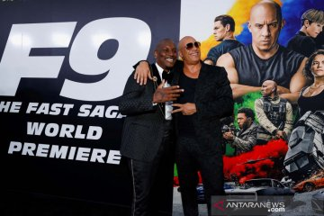 "Pemutaran perdana film Fast & Furious ""F9: The Fast Saga"""